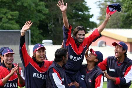 Nepal Cricket Team