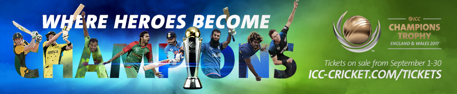 Champions Trophy 2017 On Sunday June 4 At Edgbaston In Birmingham The Ticket Ballot Is Now Open And You Can Apply For Tickets By Clicking