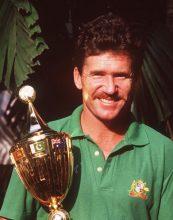 Allan Border - Cricket News