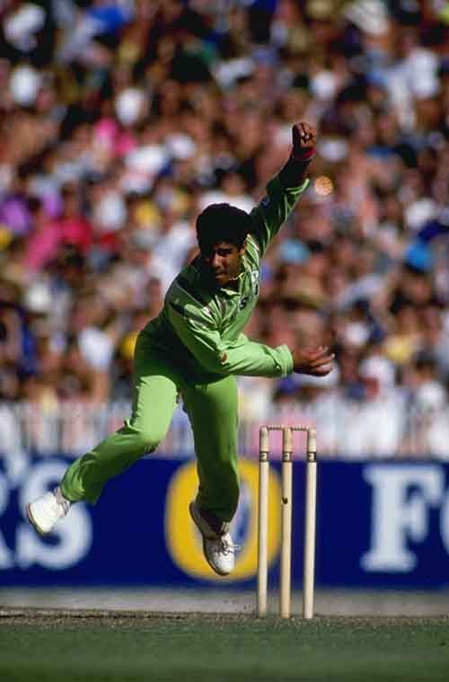 Waqar  Younis - ICC Hall of Fame