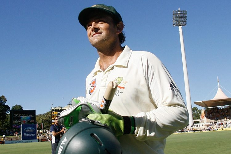 Adam Gilchrist - ICC Hall of Fame