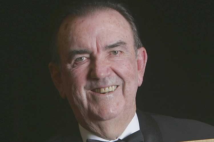 Bob Simpson - ICC Hall of Fame