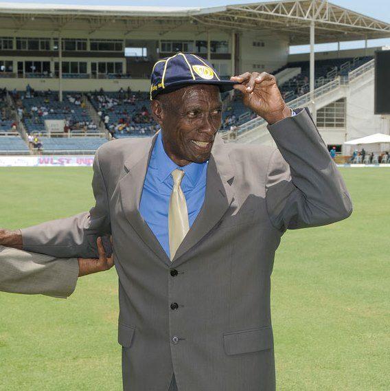 Sir Wesley Hall - ICC Hall of Fame