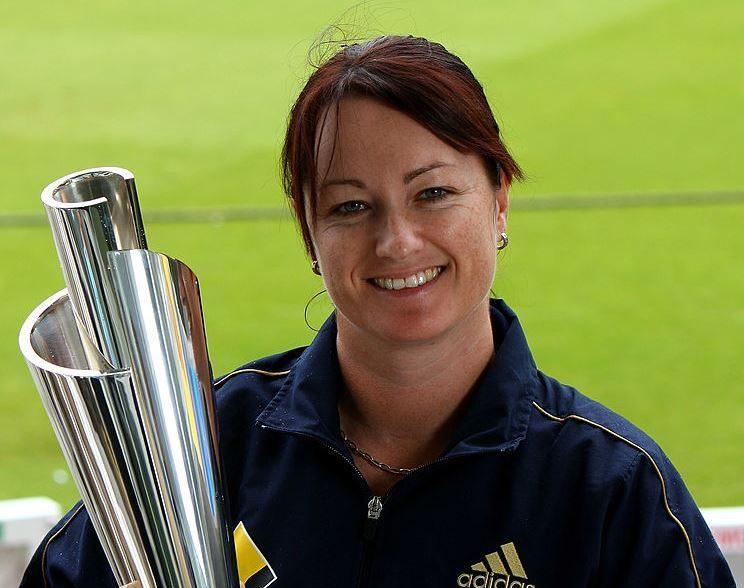 Karen Rolton - ICC Hall of Fame