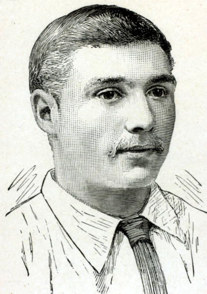 George Lohmann - ICC Hall of Fame