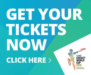 Cricket World Cup tickets 300x250