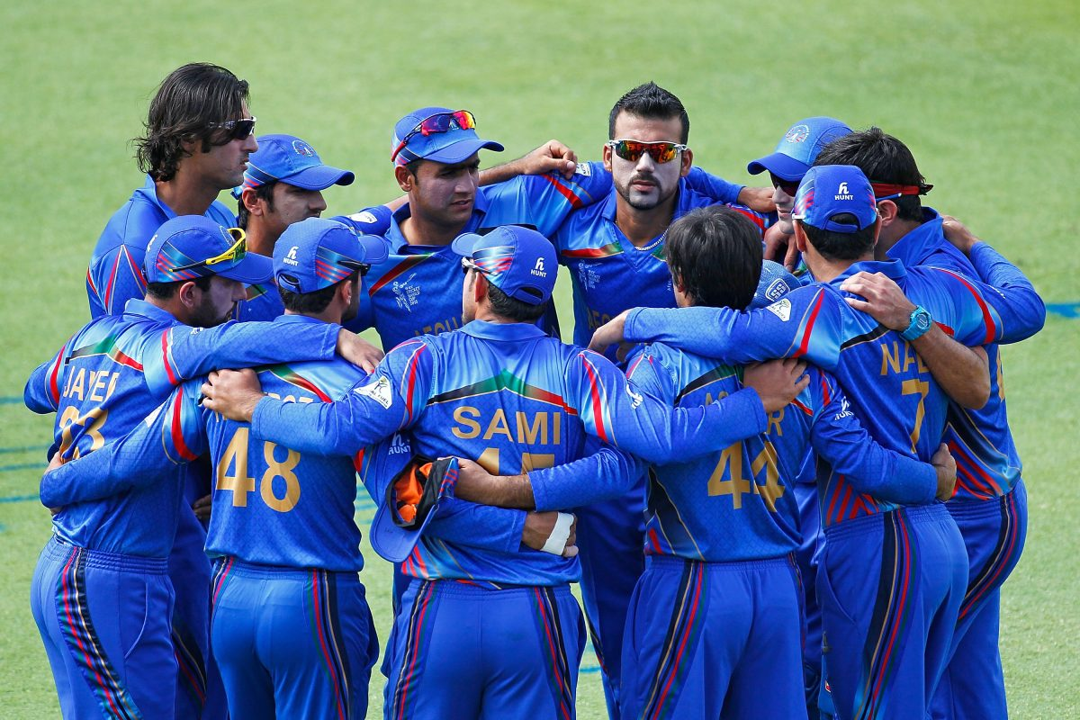 Afghanistan cricket 2016
