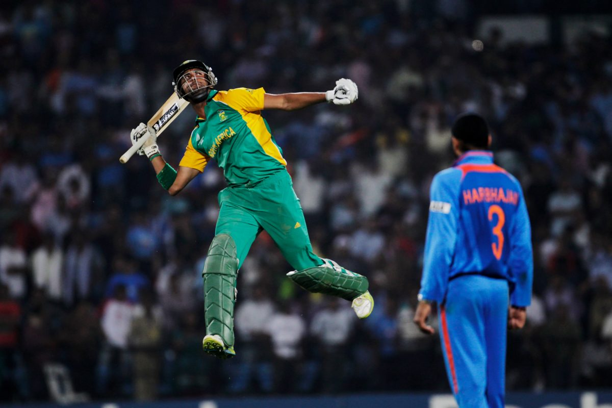 India vs south africa in 2011 Cricket World Cup