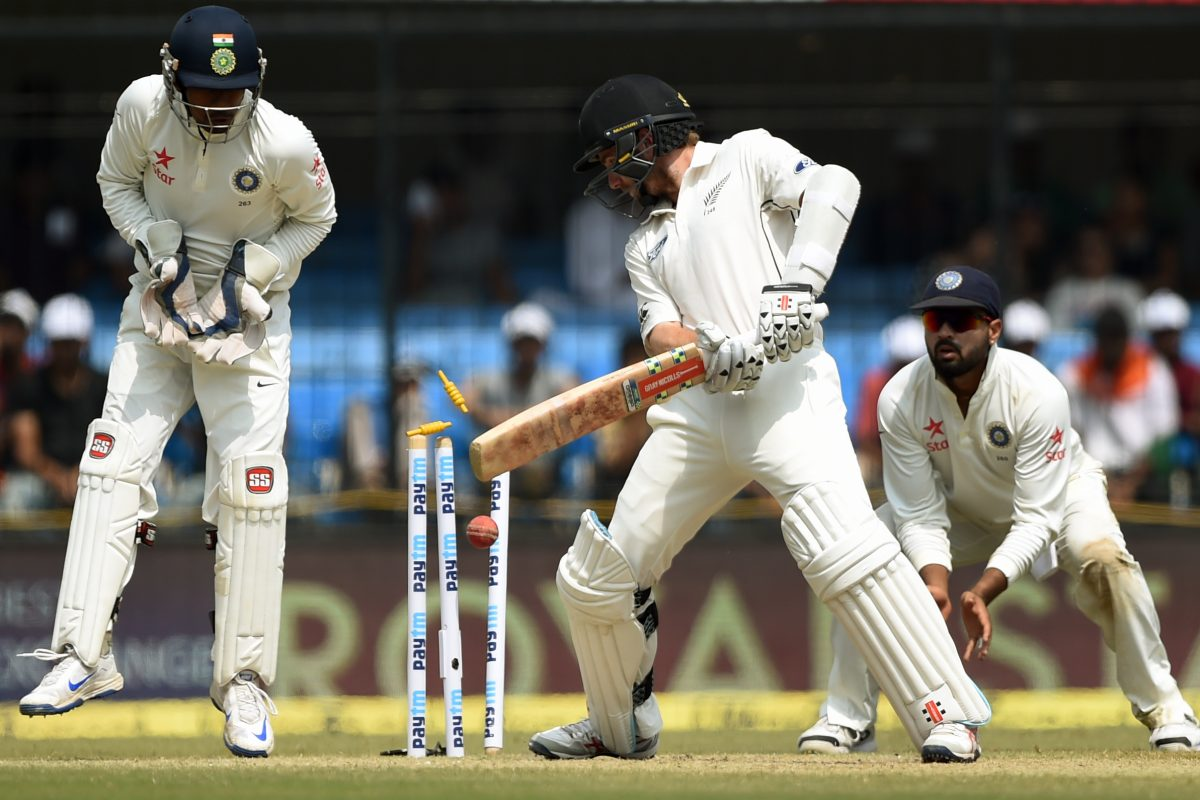 Ashwin's Test best helps India whitewash Kiwis 3-0