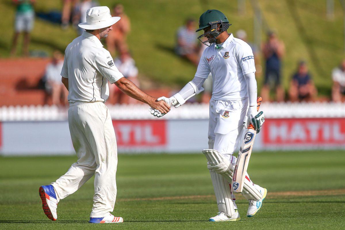Imrul creates world record in Wellington Test