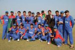 Afghanistan and Nepal make changes to their squads for ICC U19 Cricket World Cup 2016