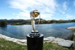 ICC unveils logo for next ICC Cricket World Cup in 2015