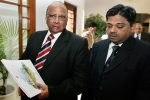 Sharad Pawar praises progress on ICC Cricket World Cup 2011 preparations