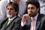Abhishek Bachan ready for ICC Cricket World Cup