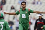 Mortaza excited about World Cup on home soil