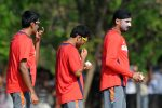 India names three spinners in final squad for CWC 2011