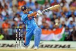 We were not under pressure to win the World Cup: Dhoni
