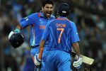 Dhoni was a 'bomb about to explode' before final: Yuvraj