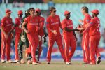 Zimbabwe ends campaign on a high