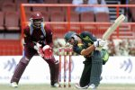 Comeback man Afridi blows West Indies away