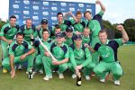 Ireland sets sights on a treble