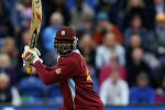 Injured Gayle to return home