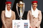 Request for freight service proposals for ICC Cricket World Cup 2015