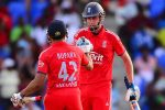 England beats West Indies in close encounter