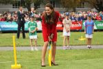 Royal couple picks up bat and ball to celebrate ICC Cricket World Cup