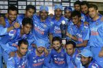 India takes series 2-0; final ODI abandoned