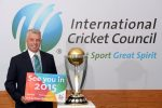 "David Richardson says ICC Cricket World Cup 2015 will be ""bigger and better"" than ever"