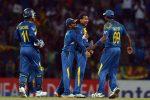 Dilshan, Malinga help Sri Lanka pull level