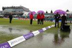 Bristol ODI abandoned due to rain