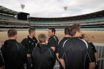 New Zealand team visits Melbourne