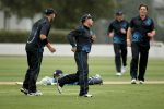 New Zealand XI squeeze home in a last ball thriller v Scots