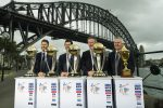 Captains talk World Cup on 100 days to go