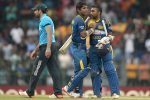 Spinners deliver big win for Sri Lanka