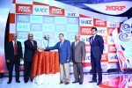 ICC announces MRF TYRES as Global Partner