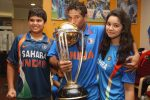 SACHIN TENDULKAR:  From ball boy to ICC Cricket World Cup winner
