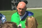 Martin Crowe: 'I'll see you there'