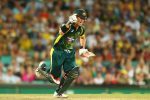 Warner ton helps Australia to bonus-point win