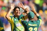Starc, Finch star in tense Australia win