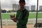 Ireland wins tri-series as rain washes out final ODI