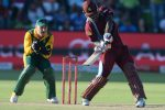 Russell stars as West Indies clinches thriller
