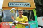 Around the wicket with: James Faulkner