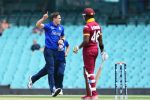 Woakes leads England rout of West Indies