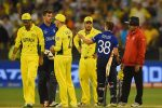 Clarification of completion of Australia v England match