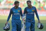 Sri Lanka get their World Cup party started
