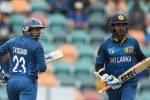 Sri Lanka romps home after Sanga, Dilshan tons