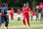 Event Technical Committee approves replacement in Canada's squad for the ICC World T20 Qualifier 2015